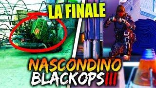 IL RE DI NASCONDINO - NASCONDINO SU BLACKOPS3 [FINALE TORNEO]