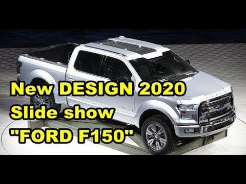 NEW DESIGN HYBRID 2020 FORD F150