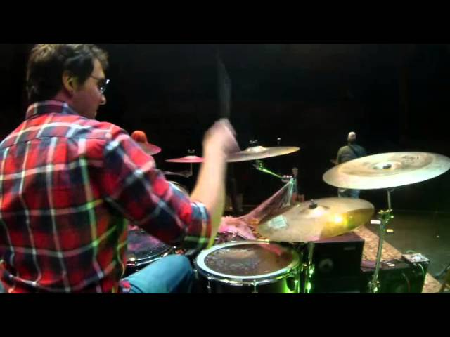 Drummer Cam (Ain't Gonna Run & Hide)