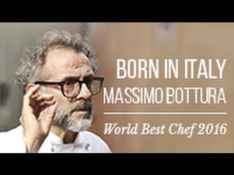 World's Best Chef Massimo Bottura | BORN in: Italy