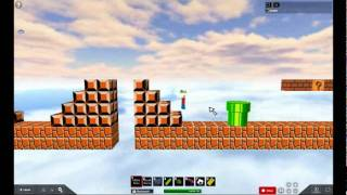 Roblox fun: Super Mario Bros. (World 1-3 Is Here) [SHORT VIDEO]