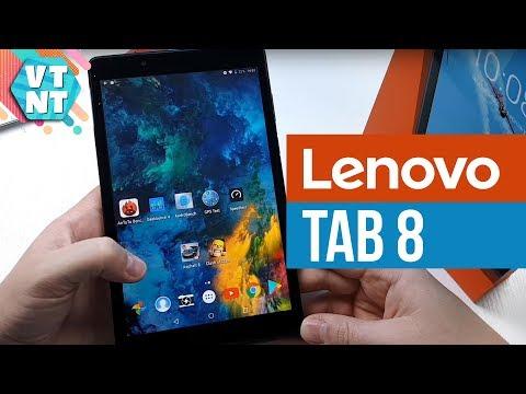 Lenovo Tab 8 Стоит ли покупать в 2019?