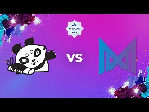 Fighting PandaS vs Nigma vod