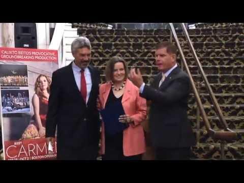 Boston Lyric Opera's 40th Season Celebration