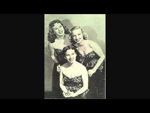 The Dinning Sisters - Very Good Advice (1951).