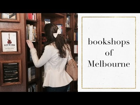BOOKSHOPS OF MELBOURNE | Embiggen Books