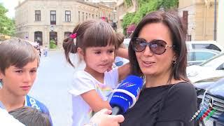 Туристы из разных стран мира восторгаются азербайджанской кухней