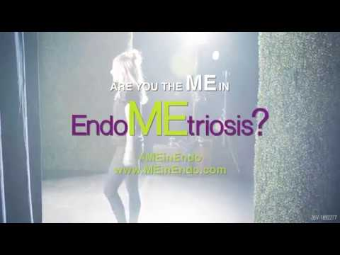 Julianne Hough: I am the ME in endoMEtriosis - YouTube