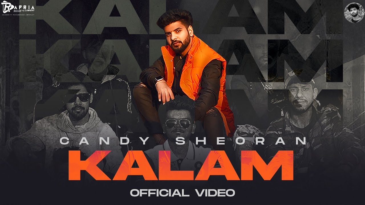 Download KALAM (Official Video) CANDY SHEORAN   Rapria Entertainment  Rap Song  Latest Haryanvi Rap Song 2021