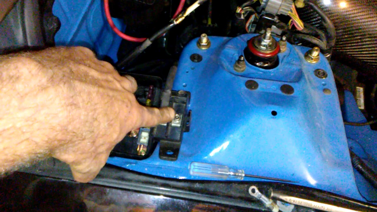 Honda Kill Switch Wiring    Install