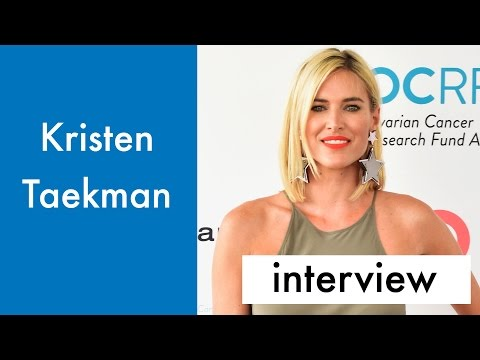 "RHONY's Kristen Taekman Loves her ""Drama-Free"" Life Post ""Housewives"""