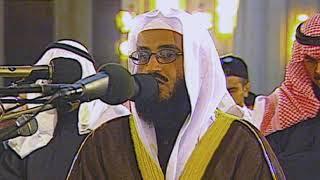 سورة الأعراف ليلة  27 من رمضان 1422هـ مشاري راشد العفاسي