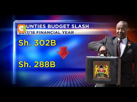 Funds to counties to be slashed by Ksh 14 billion