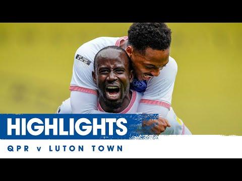 QPR Luton Goals And Highlights
