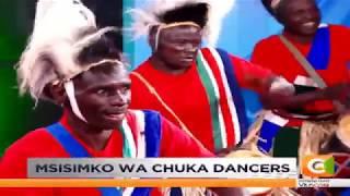 Miondoko ya Chuka dancers