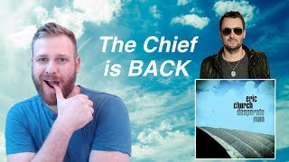 Eric Church - Desperate Man | Reaction