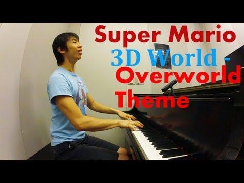 Super Mario 3D World - Overworld Theme