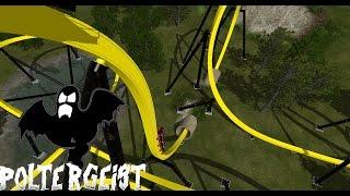 poltergeist rmc t rex coaster no limits 2