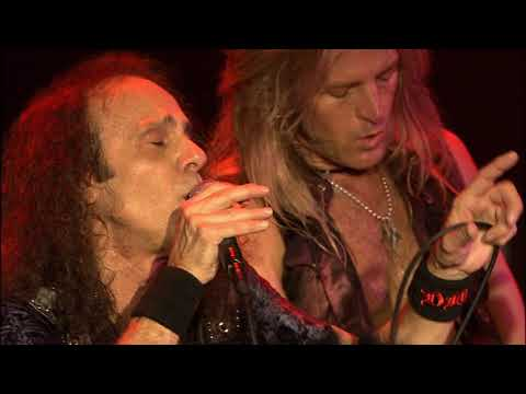 DIO- Caught In The Middle- Don't Talk To Strangers- Straight Through The Heart (Live 2005)