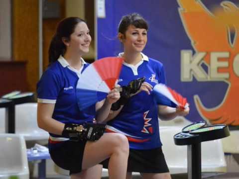 BOWLING championnats d'europe 2016 équipe de FRANCE