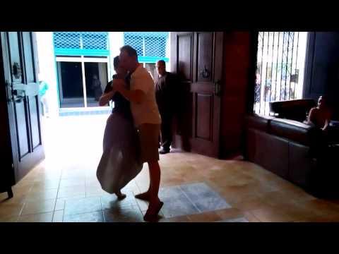Танго на Кубе. Besame Mucho. Ольга Маркина и Роман Замолодчиков