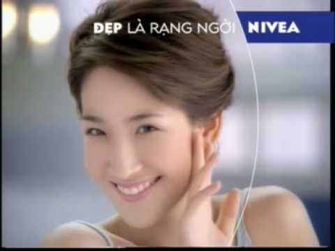 Phim quảng cáo Nivea Visage Ad - TVC Vietnam - Em gái da trắng