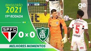 Сан-Паулу  0-0  Америка Минейро видео