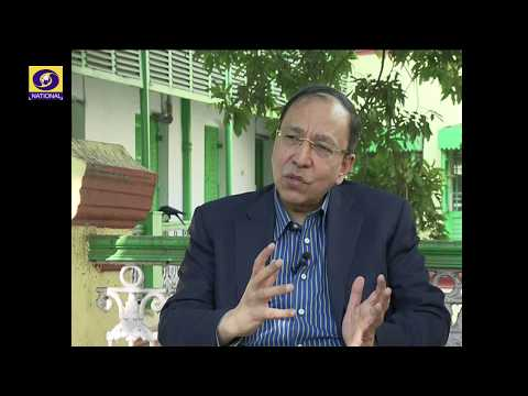 Aaj Savere - An interview with - Mr. Sugata Bose, Historian, Author