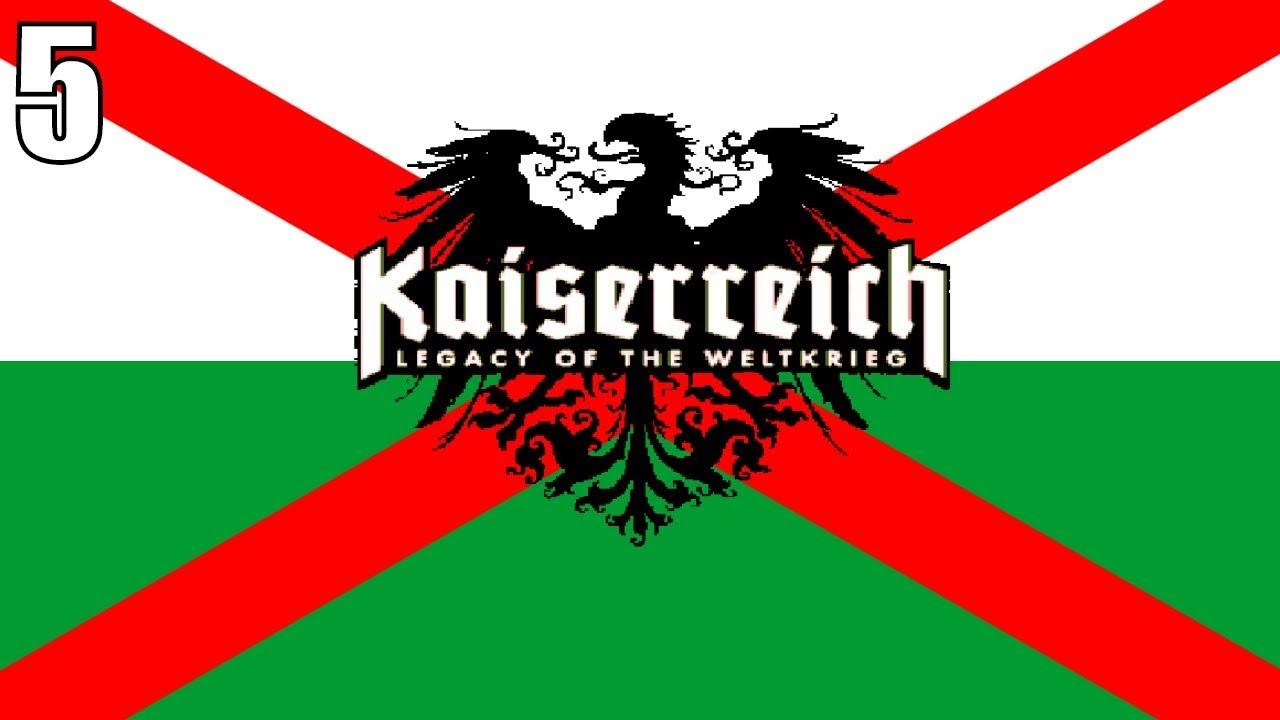 HOI4 Kaiserreich: Transamur Restores the Russian Empire 5
