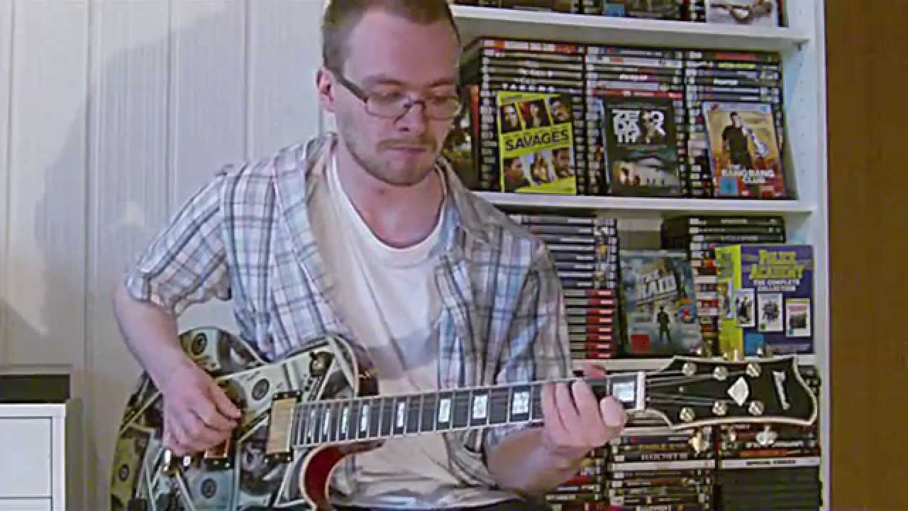 how to play since you been gone on guitar