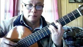 Em Đã Thấy Mùa Xuân Chưa (Quốc Dũng) - Guitar Cover
