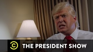 Defending Trump University - The President Show - Comedy Central