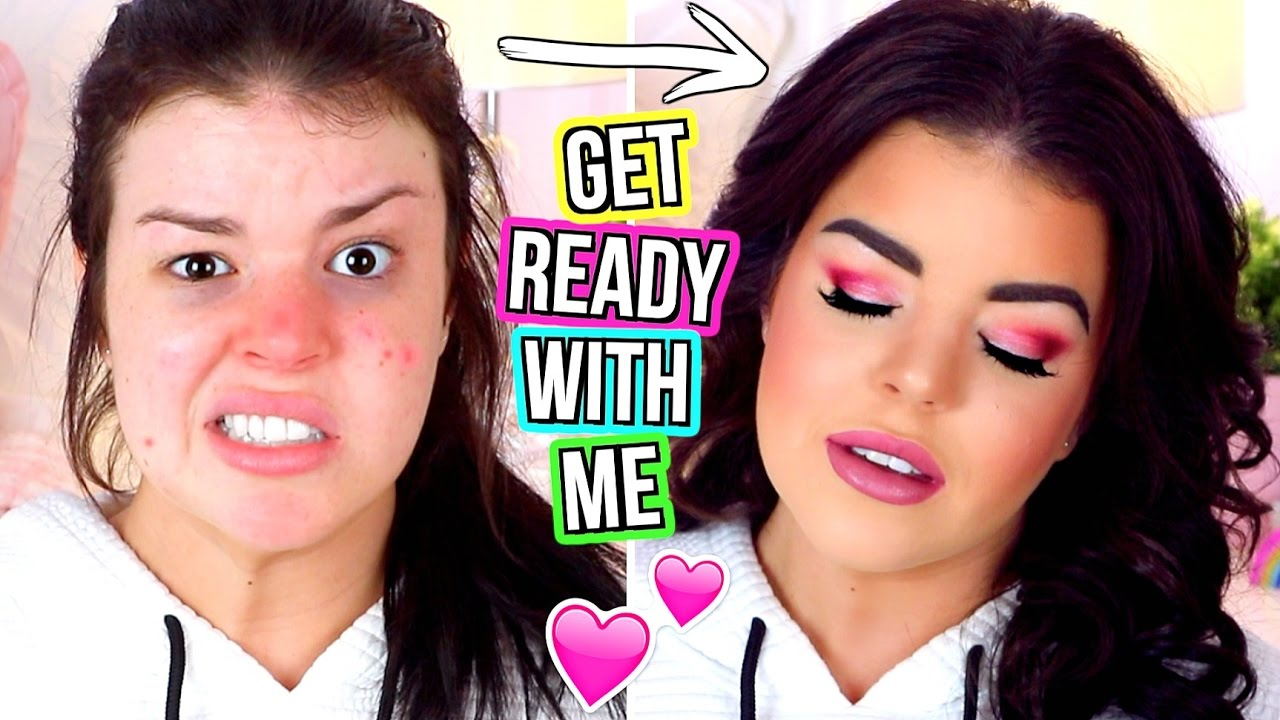 b54d911b468b2 Get Ready With Me! - YouTube