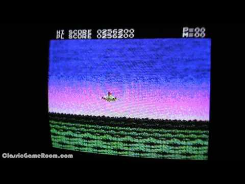 CGR Undertow - FALSION review for Famicom