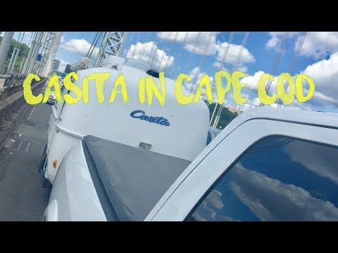 Quick Detour - Casita in Cape Cod (Old Chatham Road RV Campground) (51)