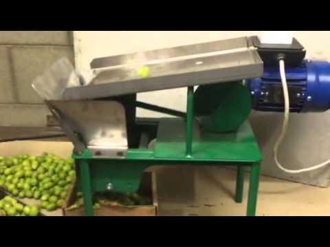 Maquina casera de machacar aceitunas youtube - Maquina de palomitas casera ...