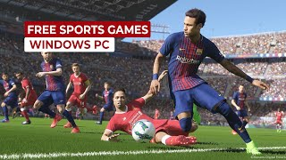 Top 10 Free Sp๐rts Games for Windows 10 PC