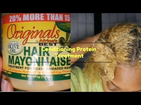 Africa's Best Organics Hair Mayonnaise (Proteintreatment)