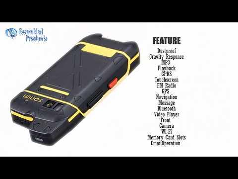 100% original Sonim Xp6 cell phone rugged Android Quad Core 2018
