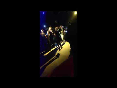 Highlights of Davido's concert in Douala