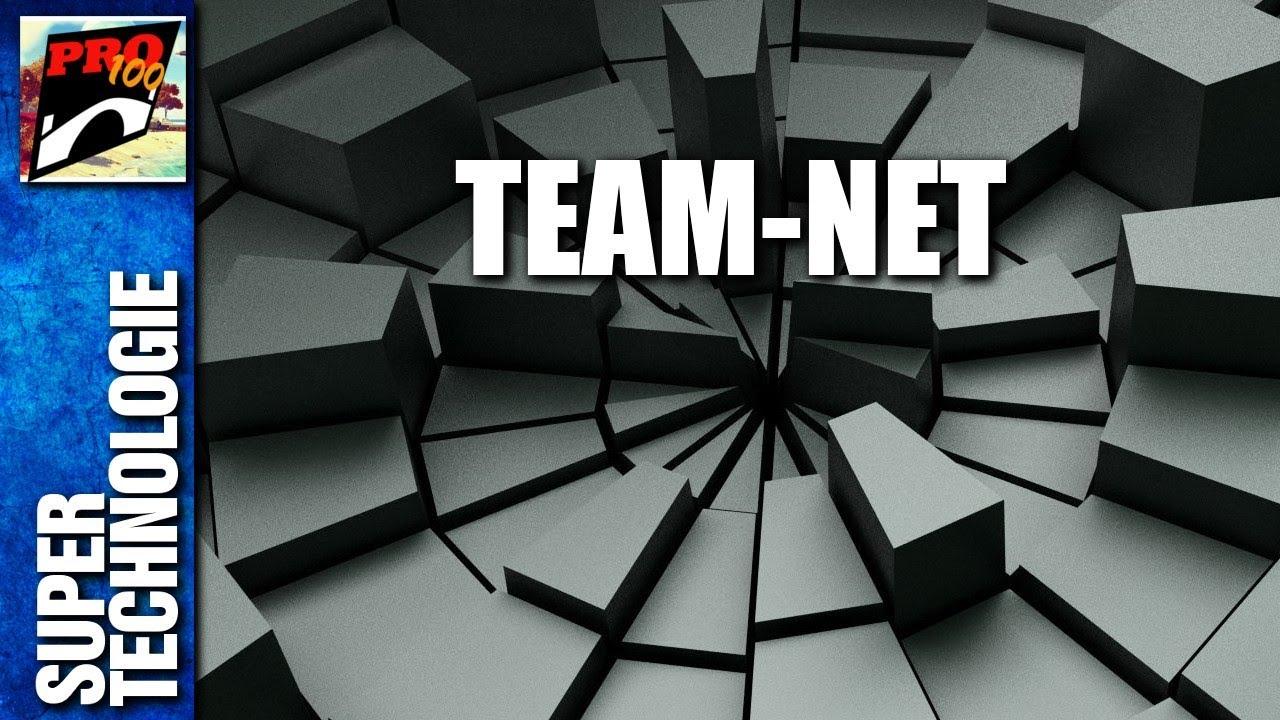 TECHNOLOGIE 2019 - TEAM NET