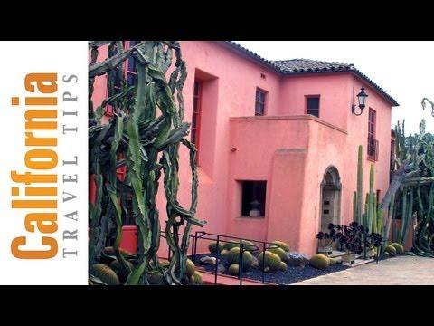 Lotusland - Santa Barbara Attractions - California Gardens