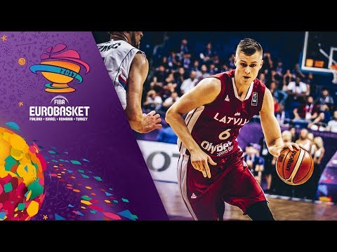 Top 5 Plays from Day 2 of the FIBA EuroBasket 2017 (VIDEO)