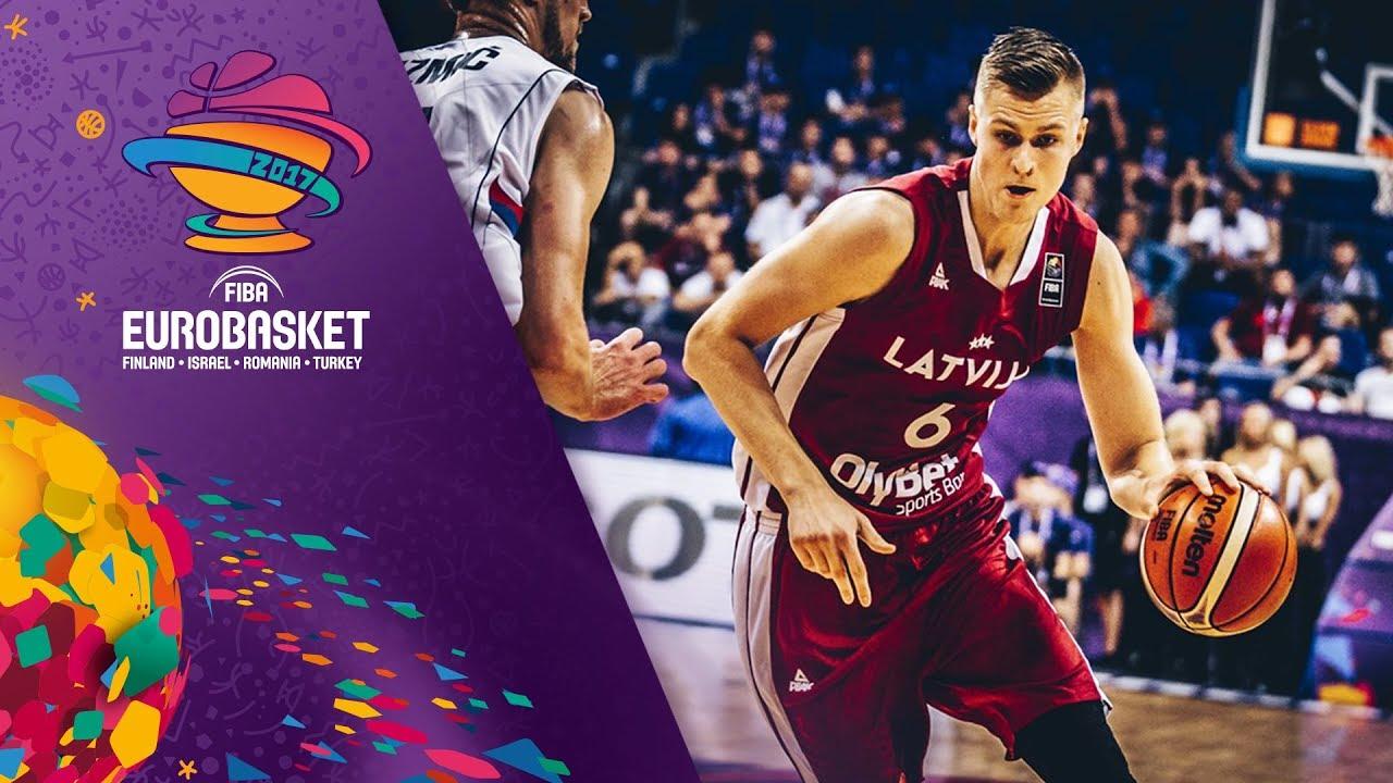 Top 5 Plays - Day 2 - FIBA EuroBasket 2017
