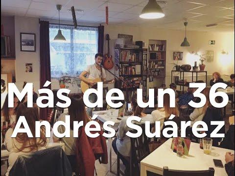 """Más De un 36"" - Pablo Llavador (Andrés Suárez Cover) | Live Session #6"