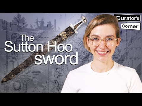 Hands on with the Sutton Hoo sword I Curator's Corner Season 5 Episode 1
