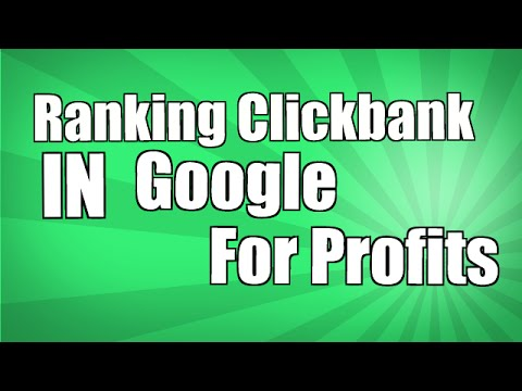 How I do SEO on my Clickbank Websites for Profits in Google | Part 4