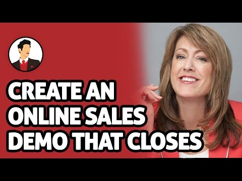 How To Create An Online Sales Demo That Closes With Julie Hansen | Salesman Podcast