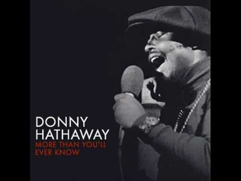 Donny Hathaway - Song for you (Live)