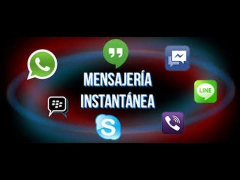 Top 5 De Las Mejores Apps De Mensajería O Chat Para Android De 2015